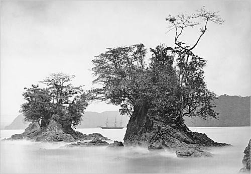 timothy H. O'Sullivan Expedition to survey the Isthmus of Darien that connects Panama and Columbia, 1870.jpg