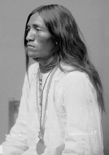 John K Hillers  Chiricahua Apache man, No-talq (1886).jpg