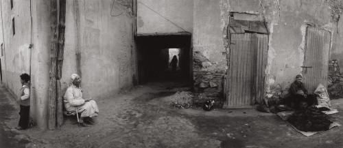 Pentti Sammallahti - Marrakech, Maroc, 1993.jpg
