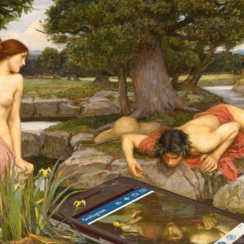 Dan Cretu Les nouveaux Narcisse.jpg