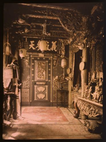 Jules Gervais Courtellemont Pagode japonaise de la maison de Pierre Loti Rochefort 1929.jpg