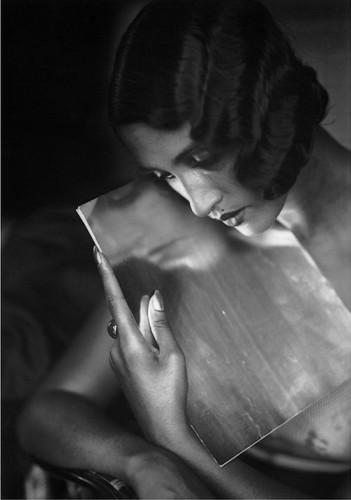 Henri Lartigue, Renée Perle 1931.jpg