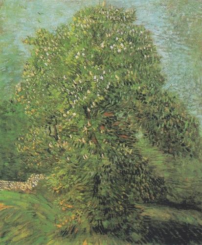 Vincent van Gogh Chataîgnier en fleurs.jpg