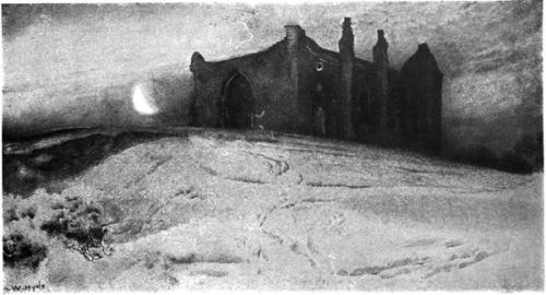 William Hyde ruins of st Catherine's chapel.jpg