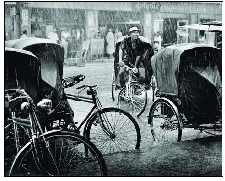 Fou-li TCHAN cheerful rain 1958.png
