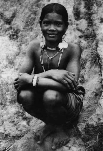 Eduardo Masferre Ngibat, Tinglayan, Kalinga (anno 1954)..png