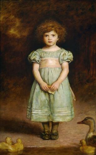 John Everett Millais Ducklings (1889).jpg