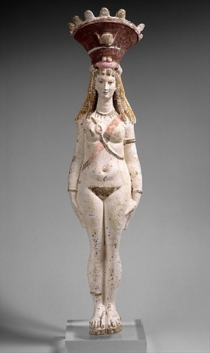 Isis-Aphrodite Figure, Egypt, 2nd century AD. The Metropolitan Museum of Art.jpg