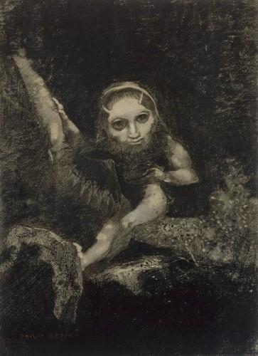 Odilon Redon caliban.jpg