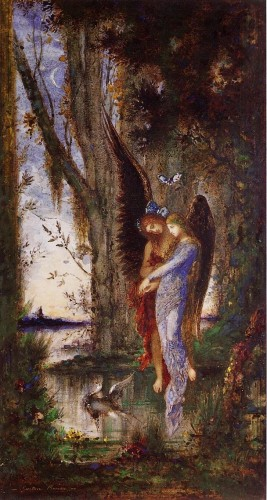 Gustave Moreau - Evening and Sorrow.jpg