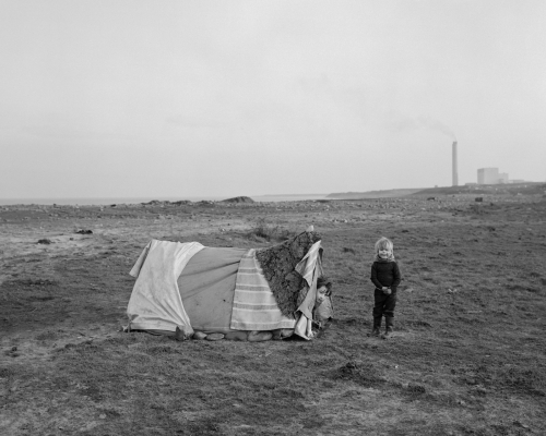 Chris Killip-Seacoal Camp, Lynemouth, Northumberland'.jpg