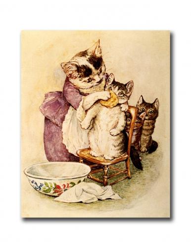 beatrix potter The Tale of Tom Kitten Cat8.jpg