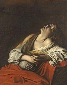 Le Caravage Marie Madeleine en extase 1606.jpg