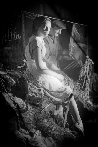 "Guy Maddin A Woman of the Sea, from the his Movie ""Hauntings"", 2010.png"