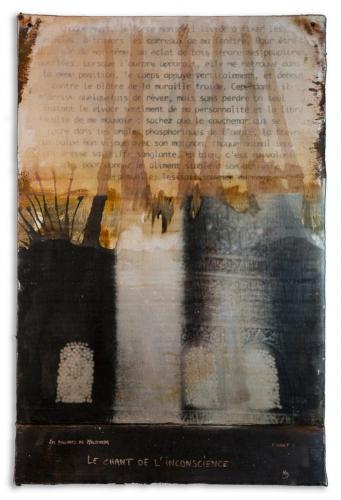 Nicolas Guyot série poème Lautréamont Chant-V-Le-chant-de-linconscience 2014.jpg