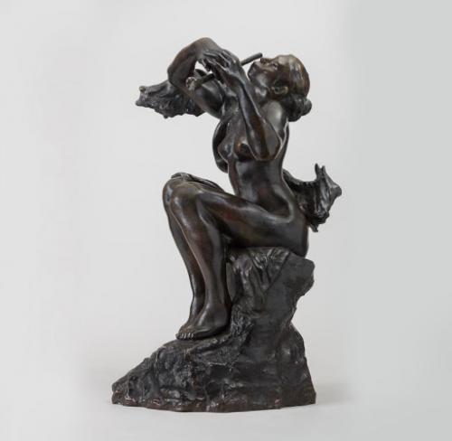 Camille Claudel La Sirène ou La Joueuse de flûte vers 1905.jpg