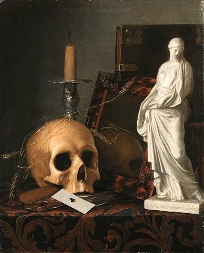 Cornelis van der Meulen Vanitas 1688.jpg