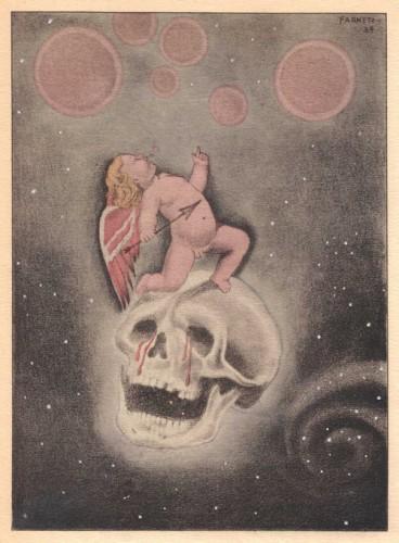 Carlo Farneti, sans titre, 1935 illustration pour les fleurs du mal baudelaire, Gibert Jeune 1935.jpg