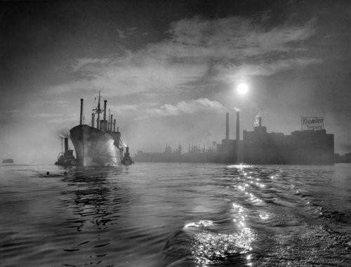 a aubrey bodine baltimore harbor journey's end 1950.jpg