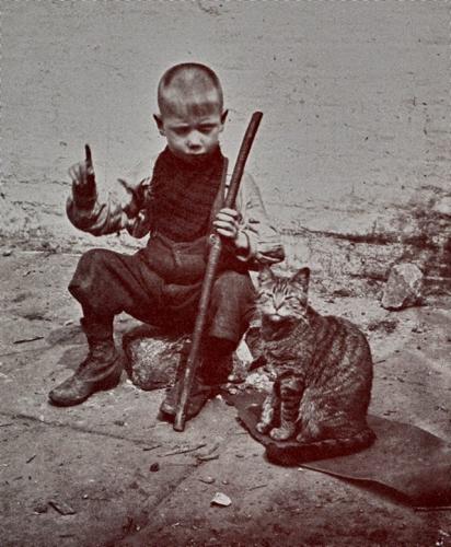 Horace Warner  London Street Children, 1900s (7).jpg