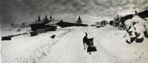 Pentti Sammallahti Solovki Mer Blanche Russie 1992.jpg