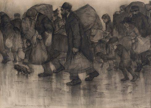Leo Gestel Réfugiés belges 1914- _n.jpg