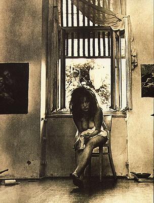 Jan Saudek  Zdena 1962.jpg