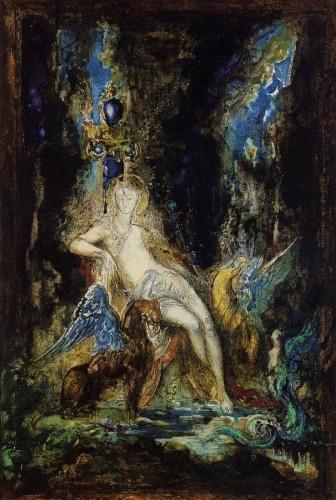 Moreau Gustave la fée Griffon.jpg