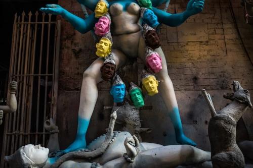 Yannick Cormier Idols of Kumartuli.jpg