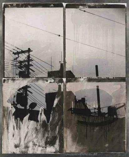 Robert Rauschenberg japanese sky 1 1988.jpg
