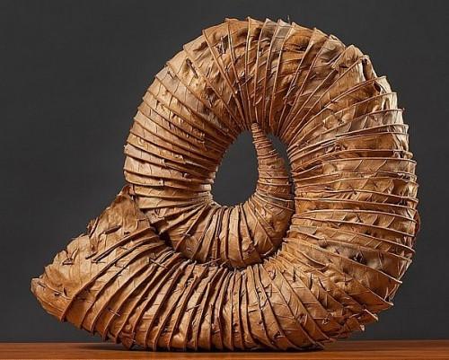 andy goldsworthy leaf horn.jpg