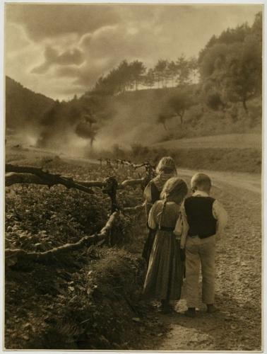 Otmar Schick • Sur la Route, 1934_n.jpg