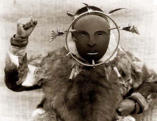 Edward S. Curtis 1929 .Eskimo-Ceremonial-Mask.jpg
