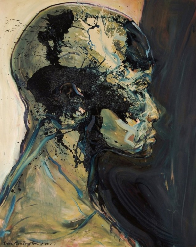 Eric Penington. Large Head, 2011.jpg