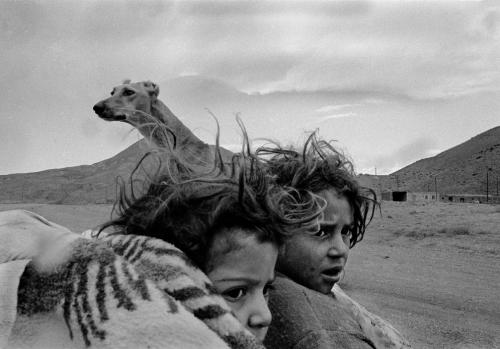 Nikos Economopoulos TURKEY. Kars village. Nomads. 1990..jpg