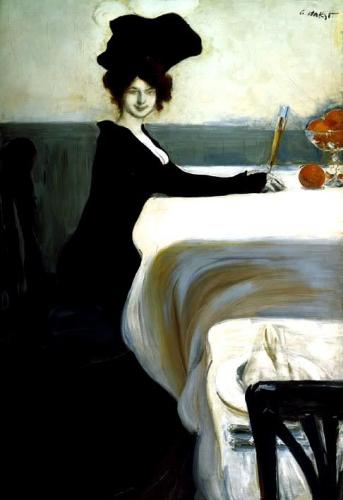 Lev Samoïlovitch Rosenberg, dit Léon Bakst -the-dinner-1902-1345574540_b.jpg