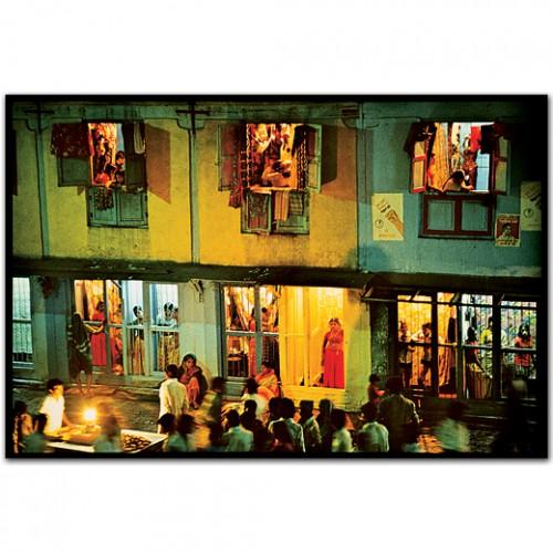 mary ellen mark Bordel Falkland Road, Bombay, India. 1978.jpg