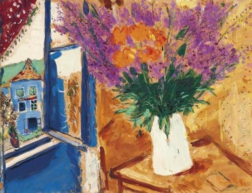 Marc Chagall  Fleurs près de la fenêtre, 1926.jpg