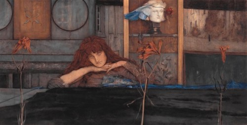 fernand_khnopff i_lock_the_door_upon_myself_1891.jpg