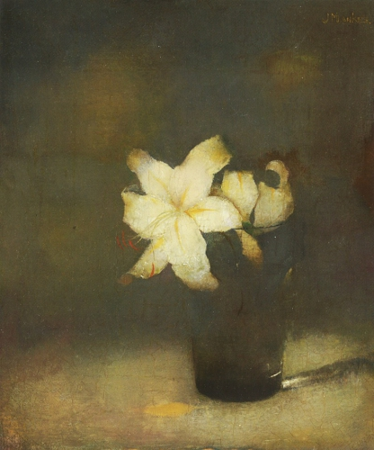 Jan Mankes Glass with lily. Painting 1910.n.jpg
