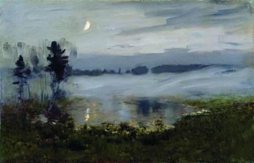 Isaac Levitan fog-over-water 1895.jpg