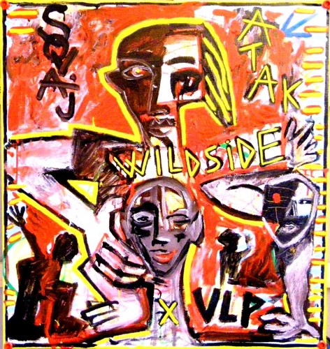 VLP collector  WILD SIDE (79 x 74 cm) 1988_n.jpg