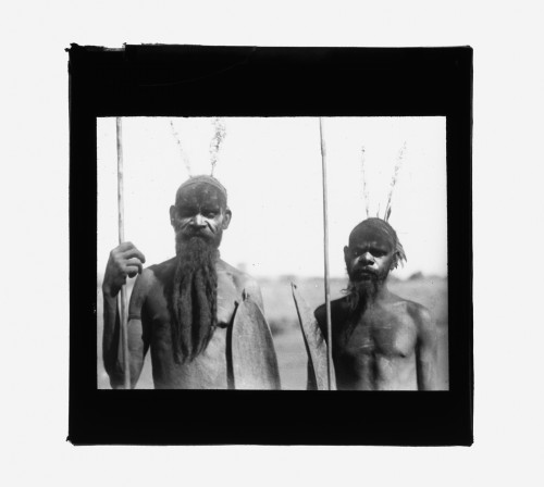 Dr Herbert Basedown Pitjantjatjara men  central Australia, 1920-1924.jpg