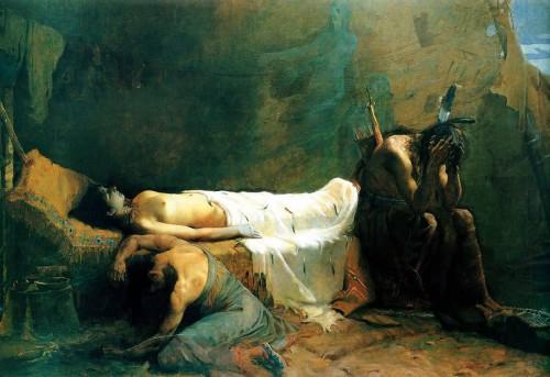 William de Leftwich Dodge The Death of Minnehaha.jpg