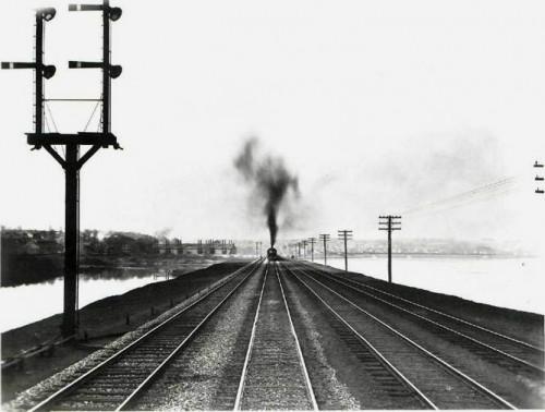 WILLIAM RAU. New Main Line at Duncannon, 1906. .jpg