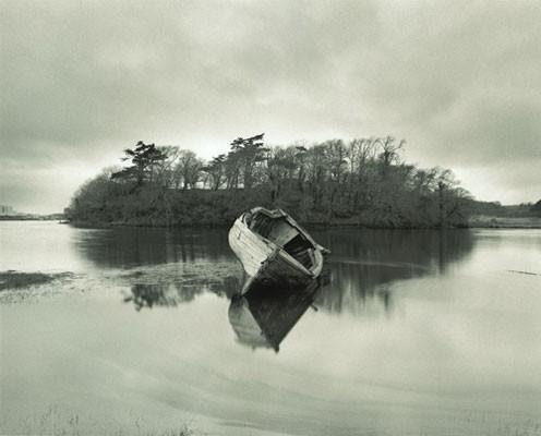 william scott westport irlande 1996 stranded_boat.jpg