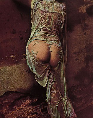 Jan Saudek Pavla Poses for The First and Last Time 1978.jpg