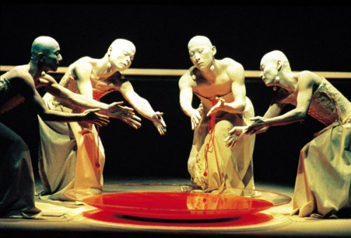 Masafumi Sakamoto Danseurs dans Hibiki (1998).jpg