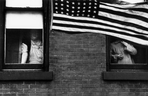 Robert Frank Parade Hoboken, New Jersey, 1955. .jpg