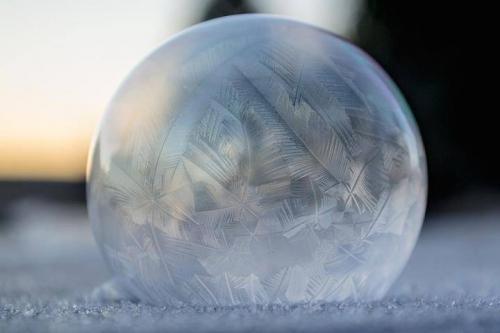 Angela Kelly Frozen in a Bubble.jpg